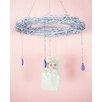 Mushroom Spring Fairy Night Light Mobile