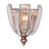 Crystal World Colorado 1-Light Design Wall Light