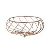 Castleton Home Kuper Fruit Basket