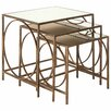 Castleton Home Avantis 3 Piece Nest of Table