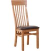Hazelwood Home Donegal Solid Wood Dining Chair (Set of 2)