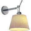 "Artemide Tolomeo 10.6"" Empire Wall Sconce Shade"