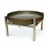 Parnidis Stainless Steel Wood Burning Fire Pit