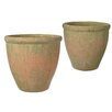 Laurel Foundry Kendall Round 2 Piece Plant Pot Set