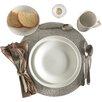 Corelle Livingware 18 Piece Dinnerware Set, Service for 6