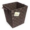 Woodluv Woven Waste Paper Bin