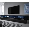 """Selsey Living Siena Double TV Stand for TVs up to 70"""""""