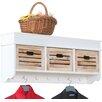 Hazelwood Home Anna Coat Rack