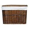 Woodluv Storage Wicker Basket