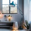 Langley Street Kings Road 170cm Swing Arm Floor Lamp