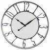 Castleton Home Oversized Hampstead 60cm Wall Clock