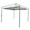 All Home 3 m x 3 m Pavillon aus Metall