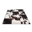 Castleton Home Africa Brown/White Area Rug