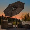 Schneider Schirme Blacklight 2.7m Illuminated Parasol