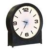 Woood Ageless Metal Tabletop Clock