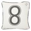 Dutch Decor Rudder Cotton Cushion Cover