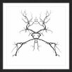 Marmont Hill 'Bare Limbs' by Irena Orlov Framed Graphic Art