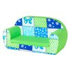 Just Kids Butterfly Children's Sofa