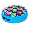 Just Kids Road Signs Children's Cotton Floor Cushion
