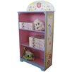 Just Kids Fairy Garden Children's 75cm Bookcase