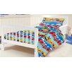 HoneyBee Nursery Transport 2 Piece Cot Bedding Set
