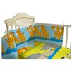 HoneyBee Nursery Savannah 3 Piece Cot Bedding Set