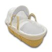 HoneyBee Nursery My Little Star Moses Basket