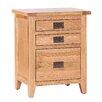 Alpen Home Millais Petite 2-Drawer Vertical Filing Cabinet