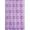 Tropik Home Rings Shower Curtain