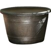 Wildon Home Effect Barrell Round Plant Pot (Set of 4)