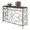 Fleur De Lis Living Bolander Traditional Console Table