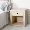 AlexandraHouse 1 Drawer Bedside Table