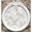 Wildon Home Roses and Bow Wall Mounted Accent Mirror