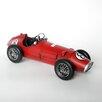 House Additions Race Car Figurine