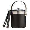 All Home 18cm Ice Bucket with Tongs