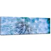 Bilderdepot24 Dandelion Framed Photographic Print on Canvas