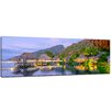 Bilderdepot24 Water Bungalows in French Polynesia Framed Photographic Print