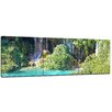 Bilderdepot24 Plitvicer Lakes I 3 Piece Photographic Print on Canvas Set