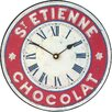 British-living Gabriele Gräfin von Deym Med Etienne 25.5cm Analogue Wall Clock