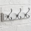 Maine Furniture Co. Providence Scroll Wall Mounted Coat Rack