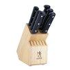 J.A. Henckels International Eversharp Pro 7 Piece Knife Block Set