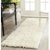 Simonds Off White Brown Shag Area Rug Amp Reviews Allmodern
