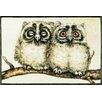 Home Loft Concept Two Owls Doormat