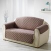 dCor design Club Quilted Polyester Armchair Slipcover
