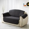 dCor design Club Quilted Polyester Sofa Slipcover