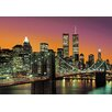Home Loft Concept New York City 2.54m x 366cm Non Woven Wall Mural