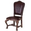 Hazelwood Home Aviator Upholstered Dining Chair