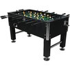 SunnyDaze Decor Foosball Game Table with Drink Holders