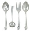 Beachcrest Home Murray 4 Piece Hostess / Serving Set