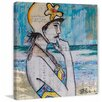 Marmont Hill 'Contemplation' Painting Print on Wrapped Canvas